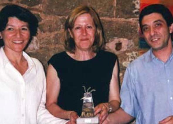 2001 – CARMINA SALDAÑA