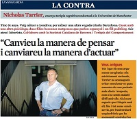 Nick Tarrier a La Vanguardia