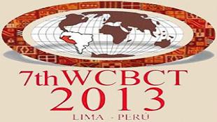 Congressos Internacionals de TCC – 2013