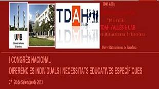 I Congrés Nacional de Diferències Individuals i Necessitats Educatives Específiques