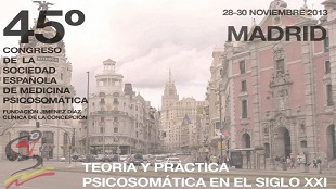 45è Congrés de la Sociedad Española de Medicina Psicosomática
