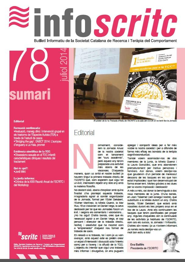 InfoSCRITC78