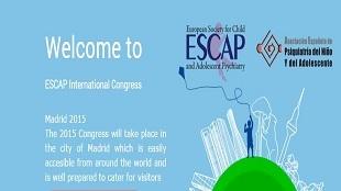 Congrés Internacional de la Societat Europea de Psiquiatria de la Infància i Adolèscencia