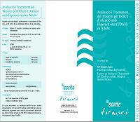 2er CURS DE FORMACIÓ CONTINUADA Avaluació i tractament del Trastorn per Dèficit d'Atenció amb Hiperactivitat (TDAH) en adults