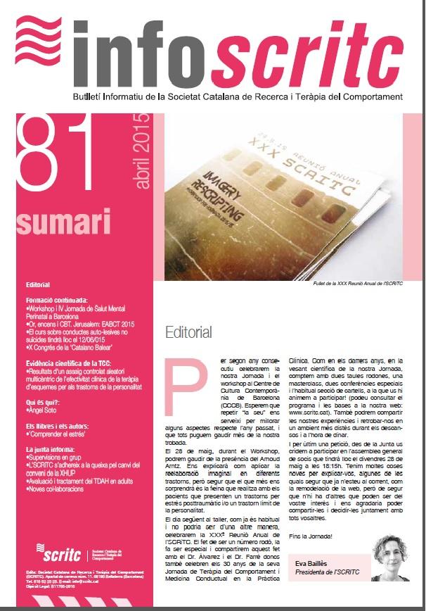 InfoSCRITC81