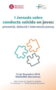 I Jornada sobre conducta suïcida